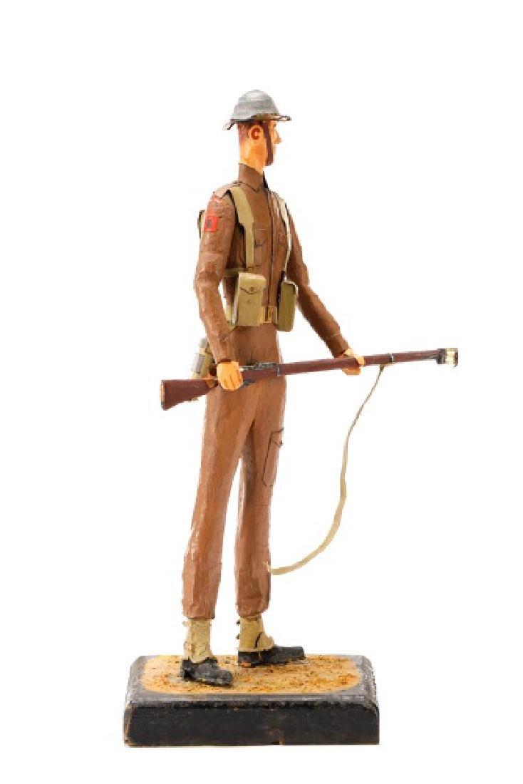 Arquette, London Infantryman Military Figure, - 7