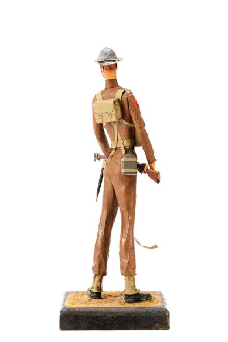 Arquette, London Infantryman Military Figure, - 8