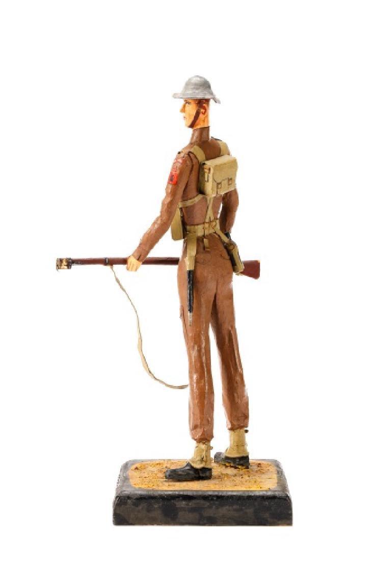 Arquette, London Infantryman Military Figure, - 9