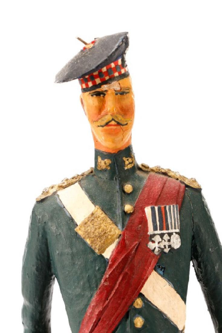 Cliff Arquette, Gordon Highlanders Officer Figure - 3