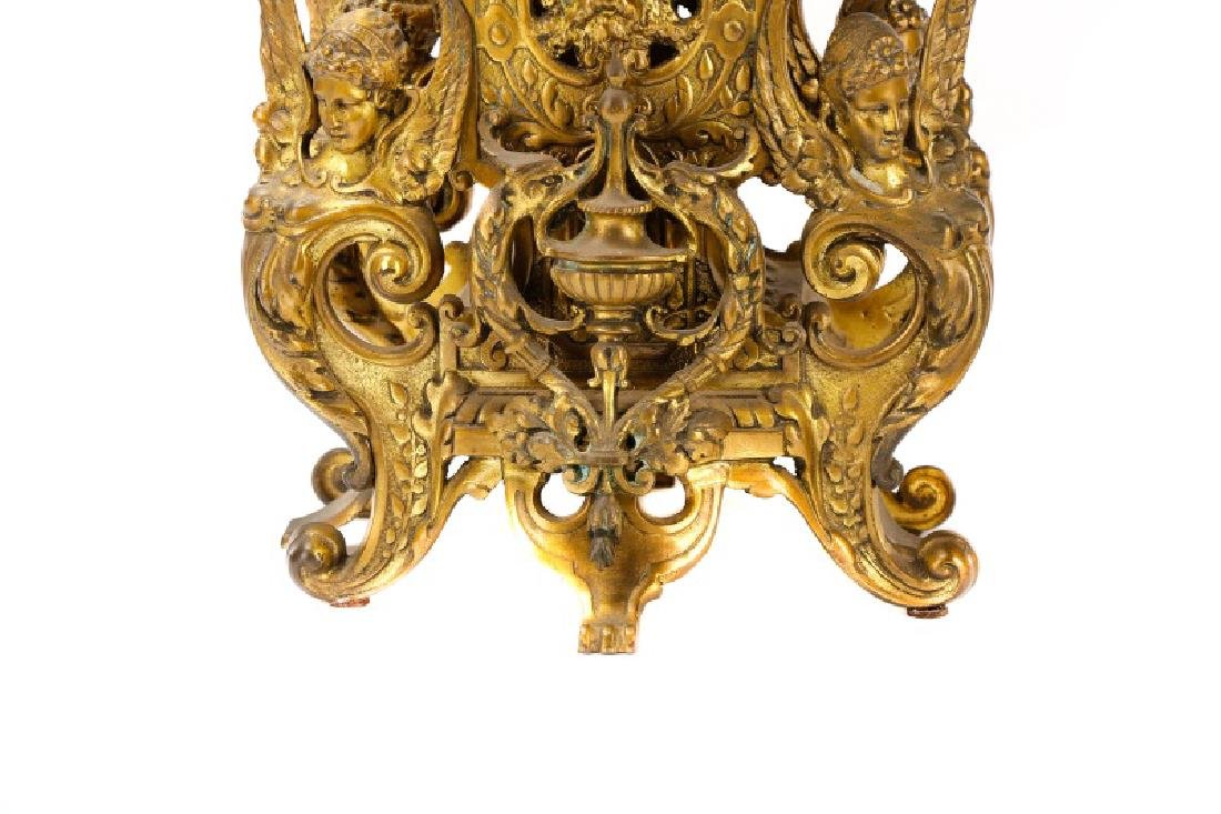 Pair, Renaissance Revival Style Candelabras - 2