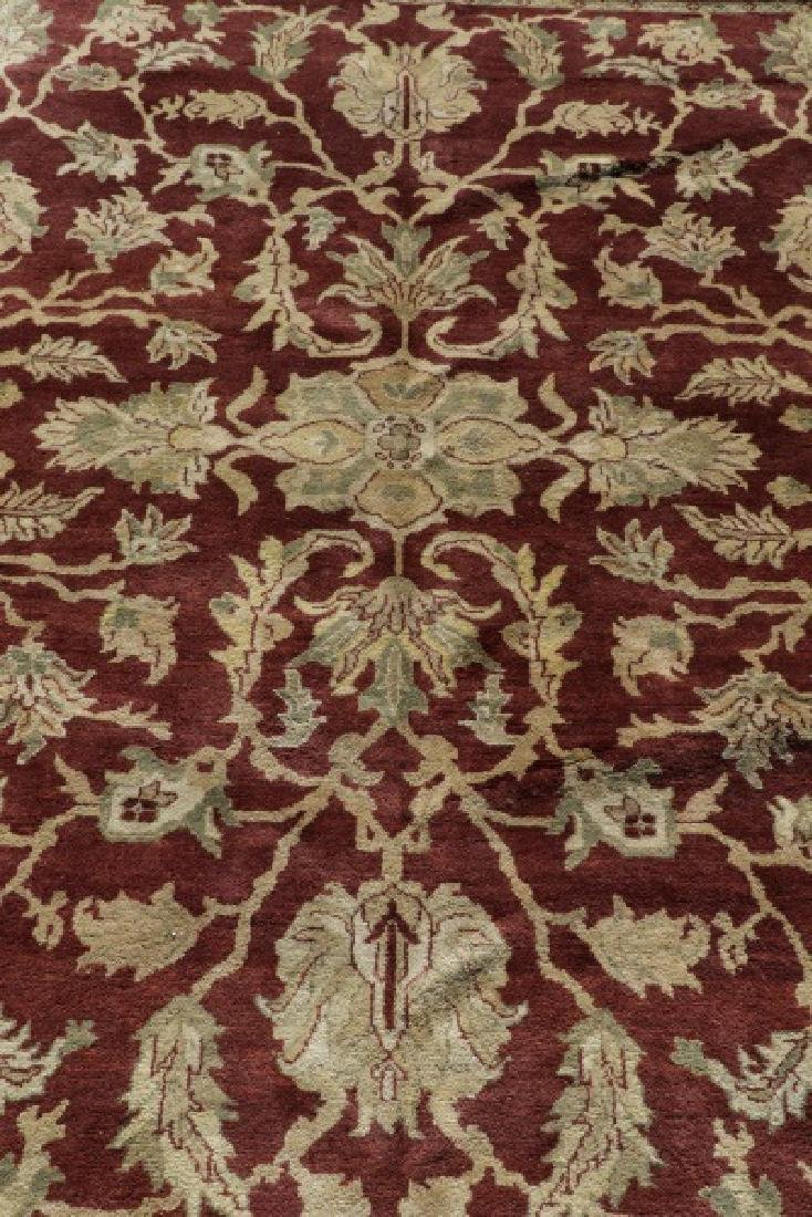 "Hand Woven Agra Area Rug, 8' 2"" x 10"" - 3"