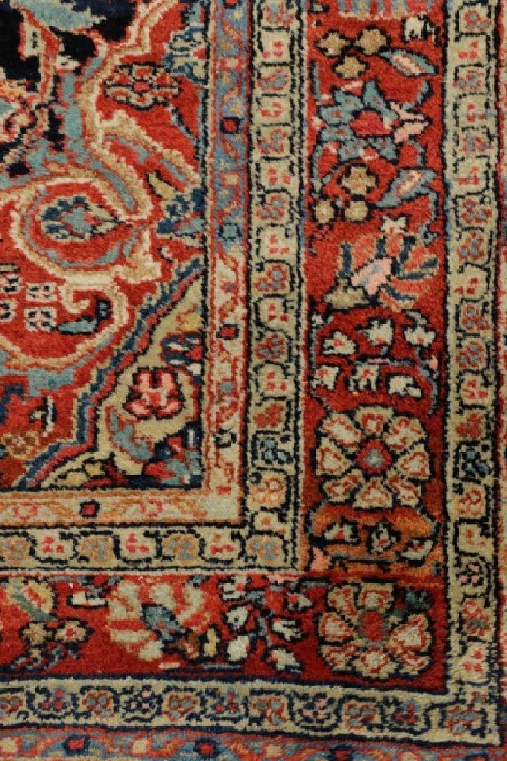 """Hand Woven Persian Malayer Rug, 4' 3"""" x 6' 10"""" - 4"""