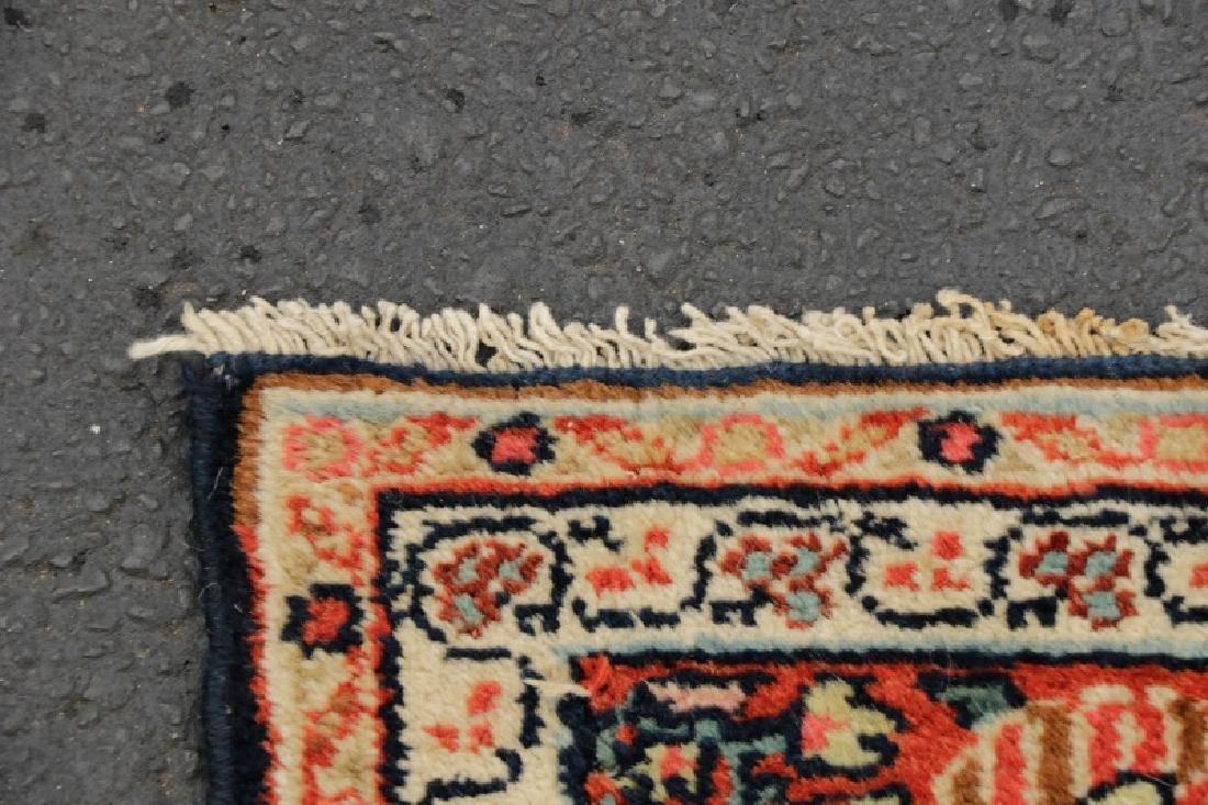 """Hand Woven Persian Malayer Rug, 4' 3"""" x 6' 10"""" - 5"""