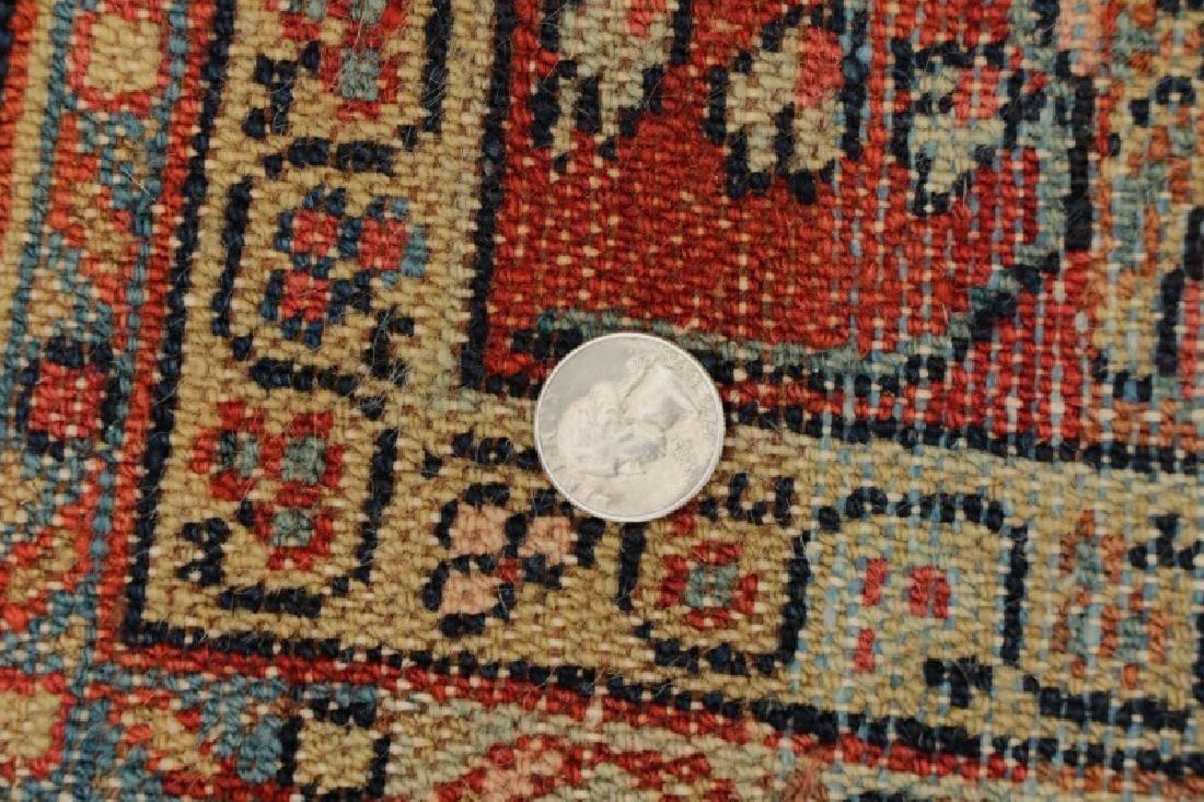 """Hand Woven Persian Malayer Rug, 4' 3"""" x 6' 10"""" - 7"""