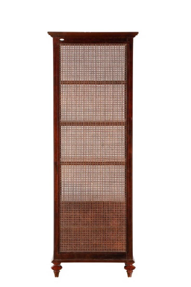 Restoration Hardware Rattan Bathroom Cabinet - 2