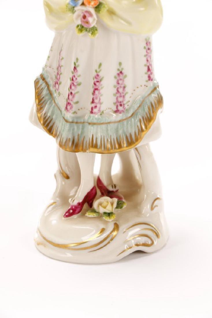 Group of 3 Porcelain Figurines, Rudolf Kammer - 7