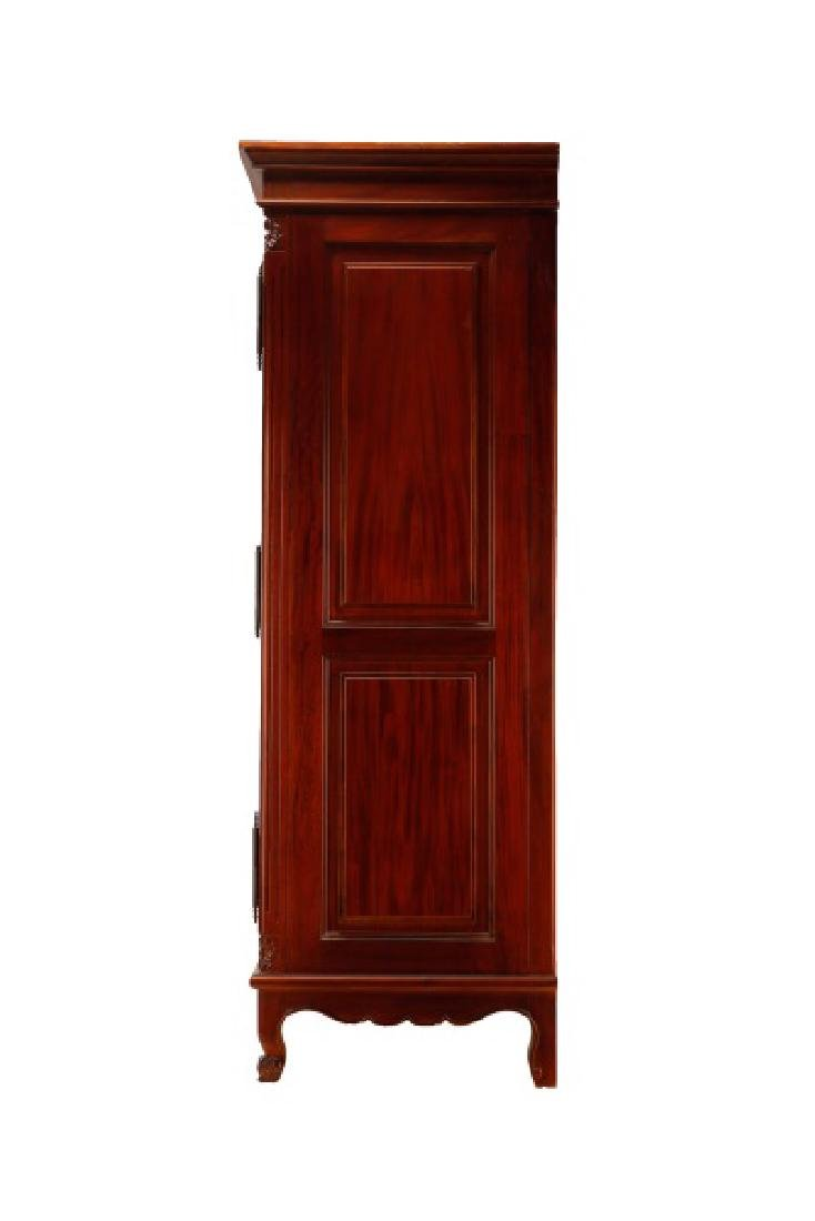French Provincial Style Armoire - 5