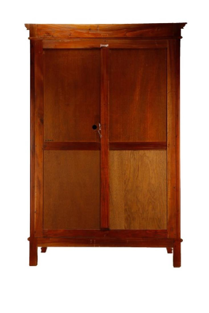 French Provincial Style Armoire - 6