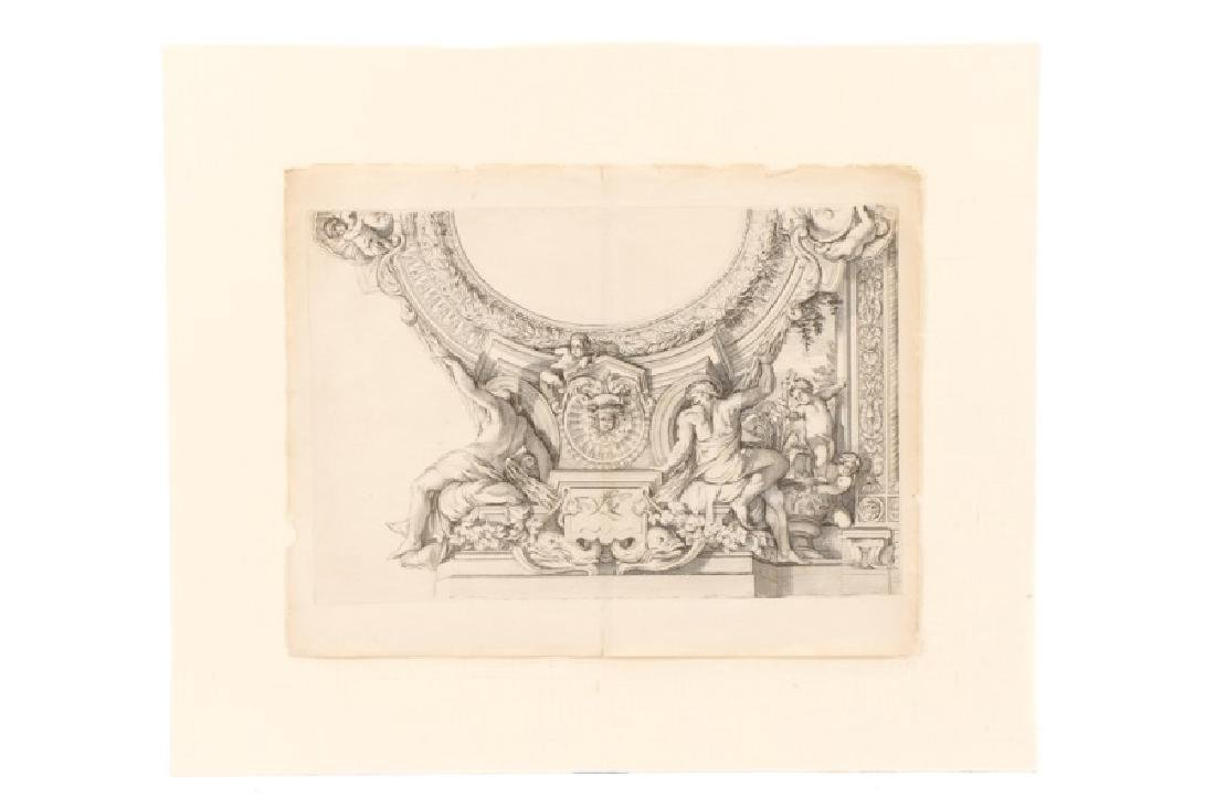 Continental, Paris Opera House Ornament, Etchings - 2