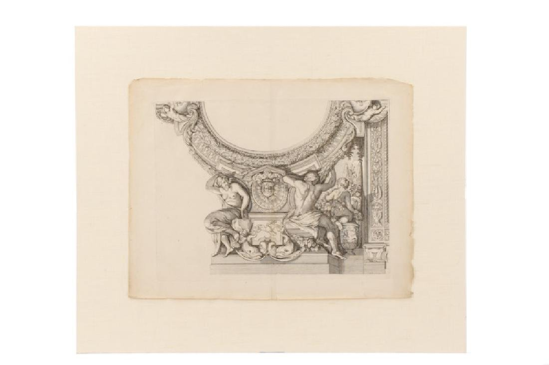 Continental, Paris Opera House Ornament, Etchings - 3