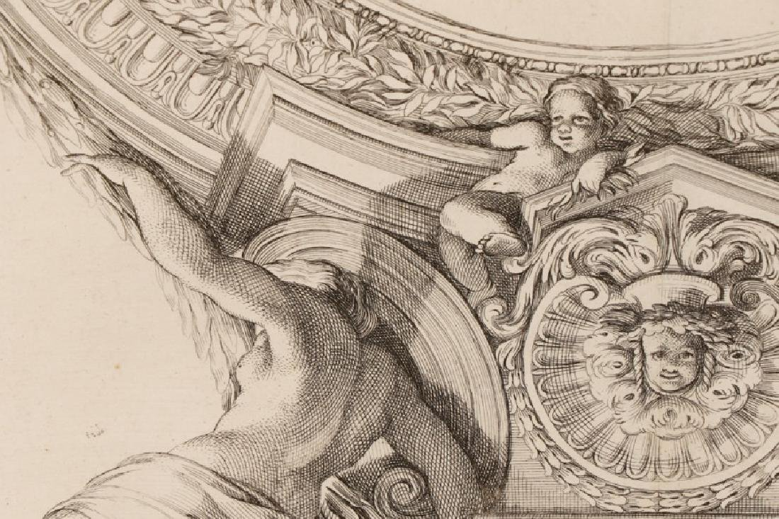 Continental, Paris Opera House Ornament, Etchings - 4