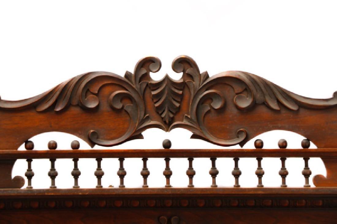 Renaissance Revival Style Sideboard Mirror - 2