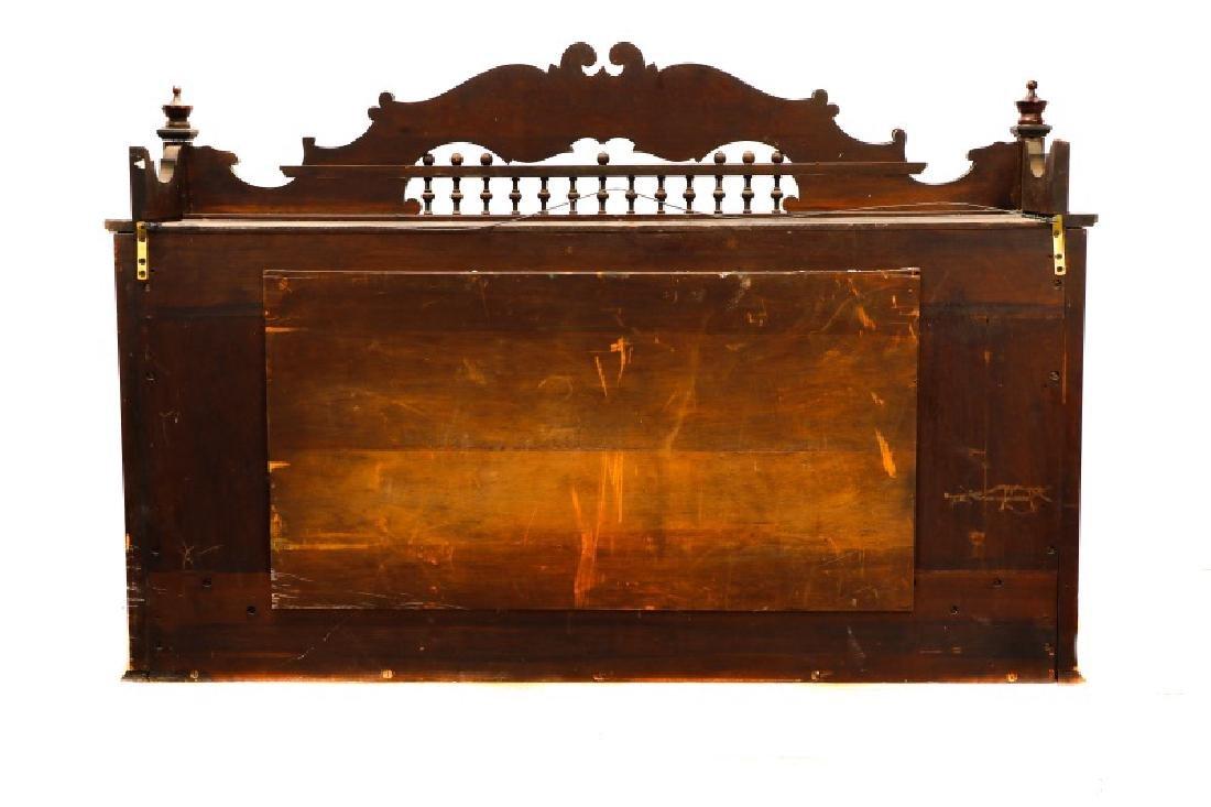Renaissance Revival Style Sideboard Mirror - 6