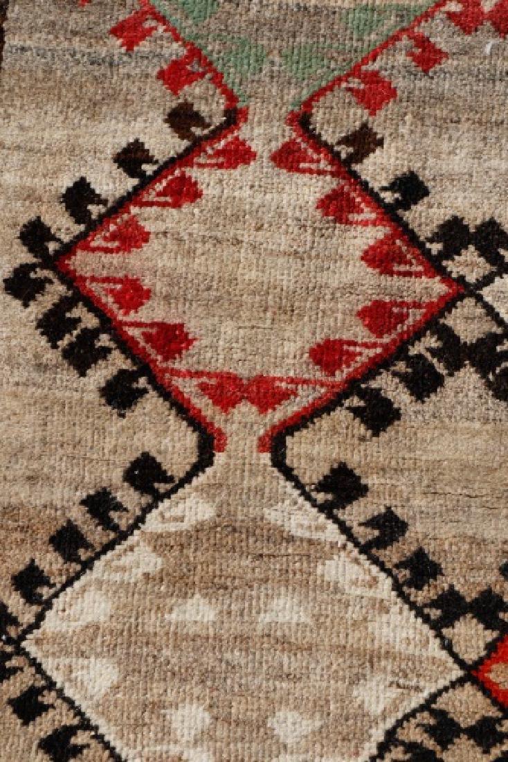 "Small Hand Woven Hamadan Rug 2' 5"" x 3' 4"" - 5"