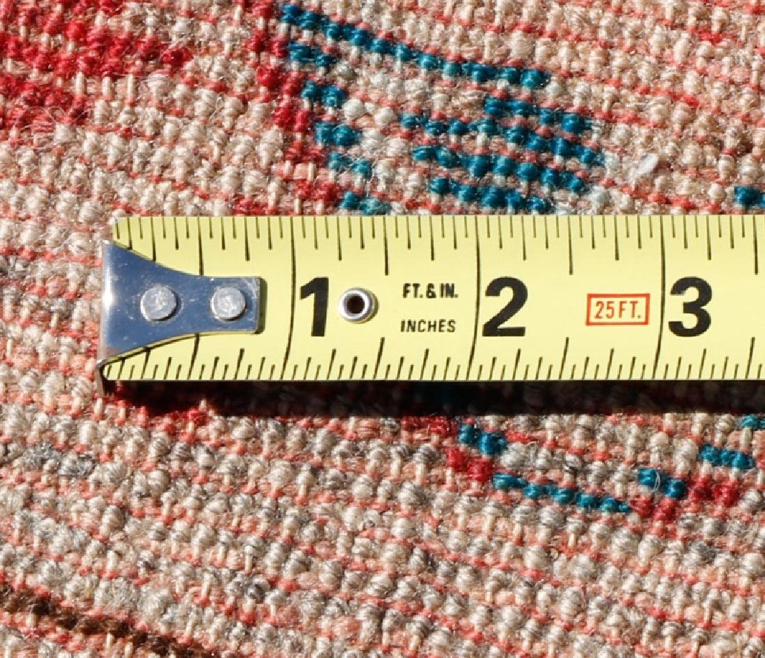 "Small Hand Woven Hamadan Rug 2' 5"" x 3' 4"" - 6"