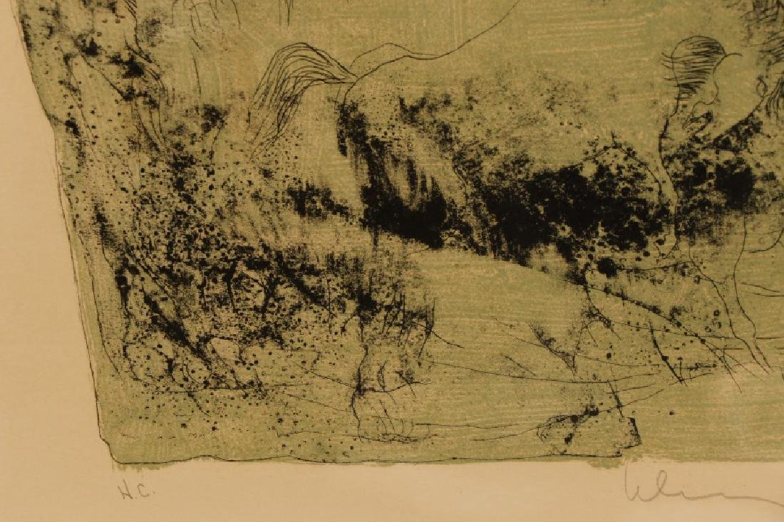 "Hoi Lebadang, ""Nature Prays Without Words"", Signed - 3"