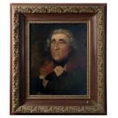 "American School, ""Portrait of a Gentleman"", 20th C"