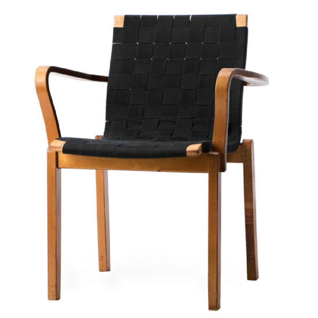 Alvar Aalto For Finsven, Model 21 Arm Chair