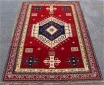 Hand Woven Persian Hamadan 4 2 x 8 3