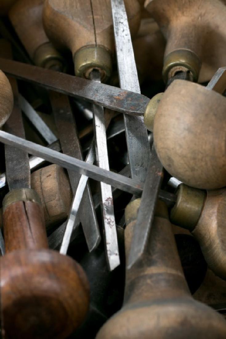200+ Assorted Antique Jeweler's & Watchmaker Tools - 5