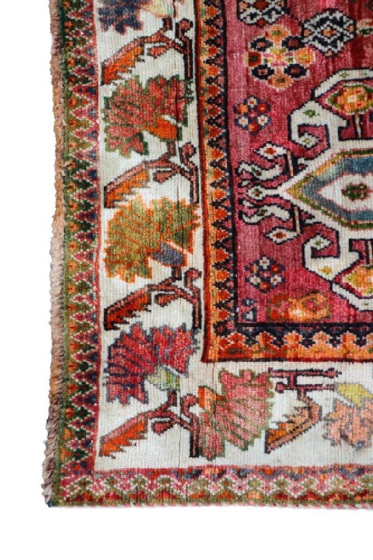 Hand Woven Persian Qashghi 5' 1'' x 8' 2'' - 3