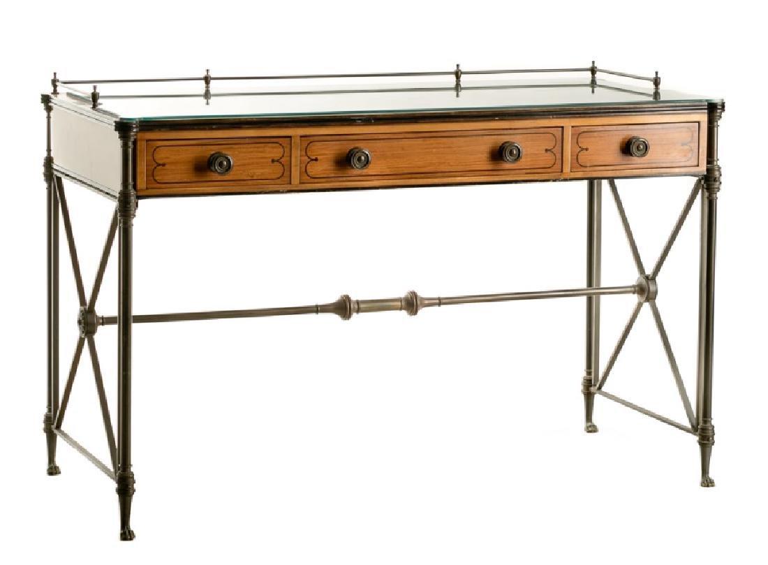 Mid-Century Kittinger Campaign Desk