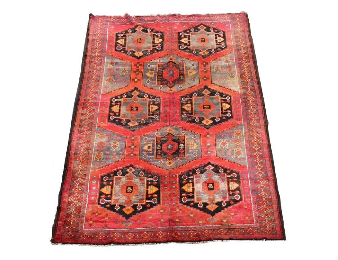 Hand Woven Khotan Area Rug 7' 10'' x 12' 10''