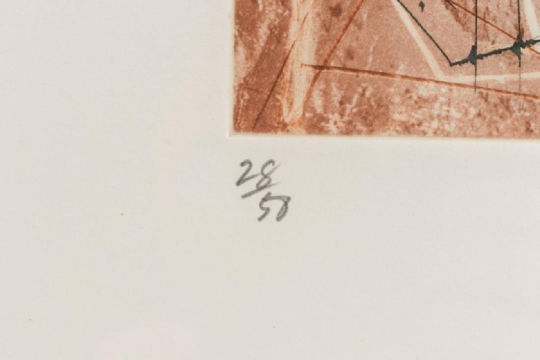"Series of Michael Heizer ""Montana Survey"" Etchings - 10"