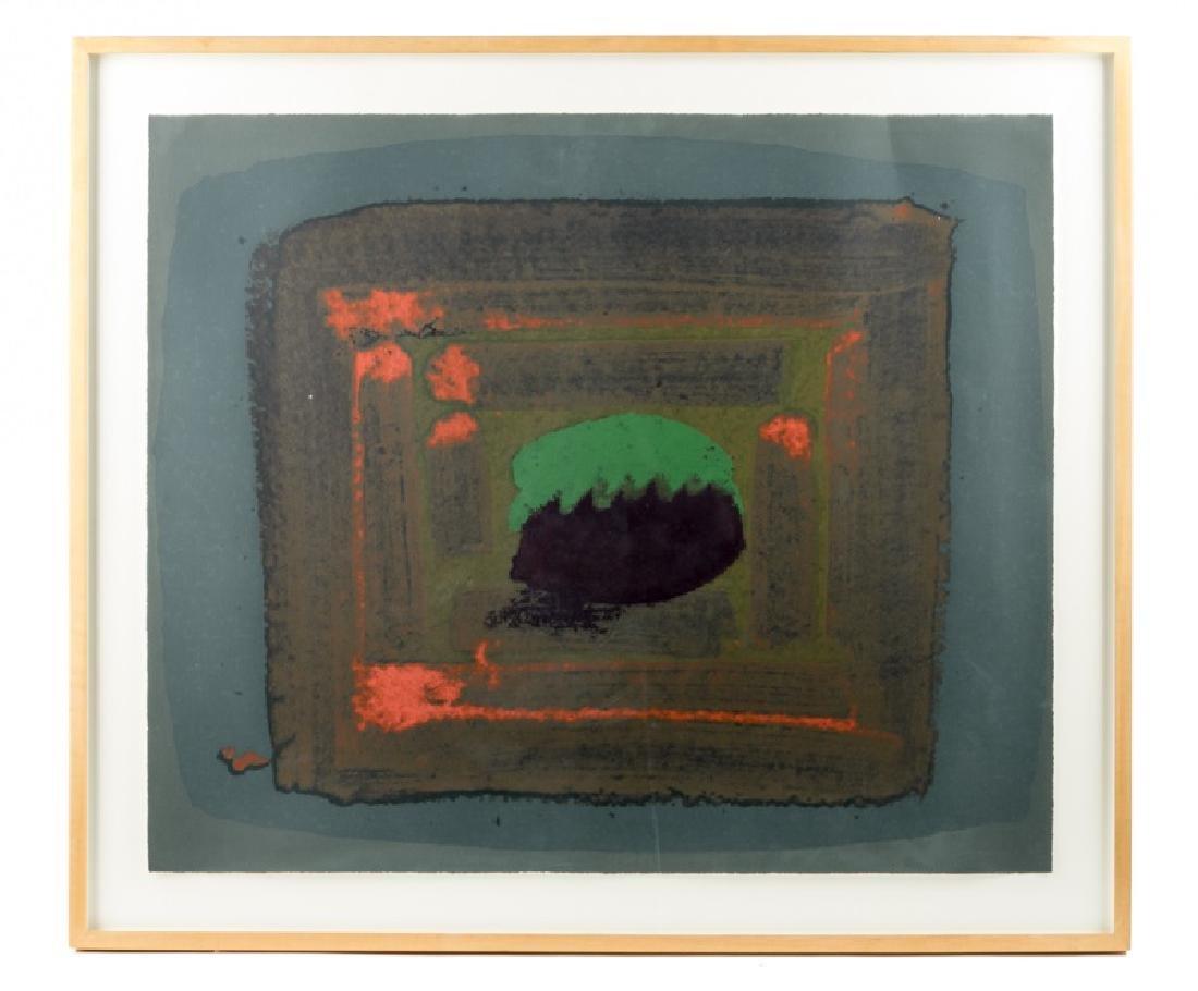 """1981 Howard Hodgkin """"Tropical Fruit"""", Serigraph"""