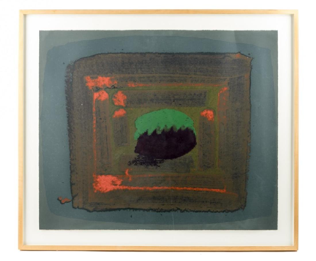 "1981 Howard Hodgkin ""Tropical Fruit"", Serigraph"