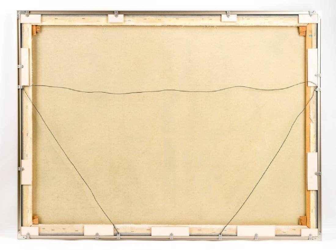 Trevor Geoghegan Signed Oil on Canvas, Landscape - 4