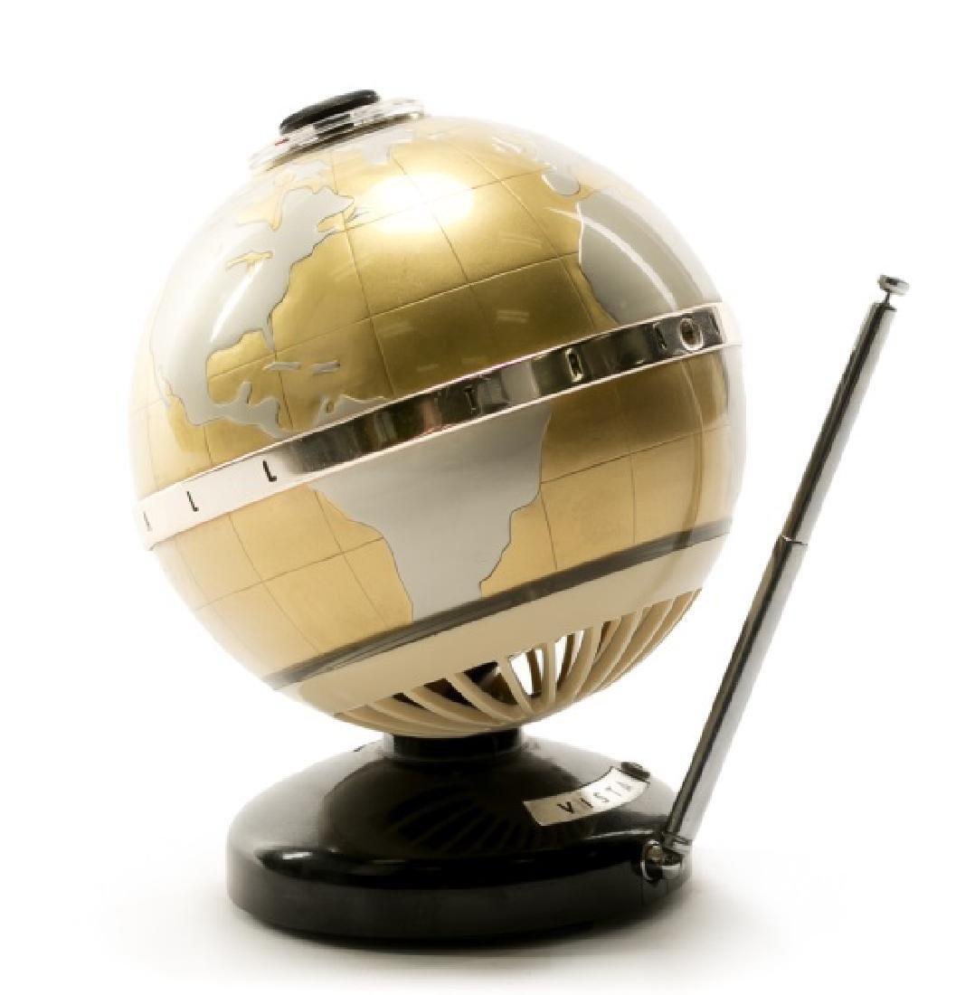 Vista Globe Transistor Radio
