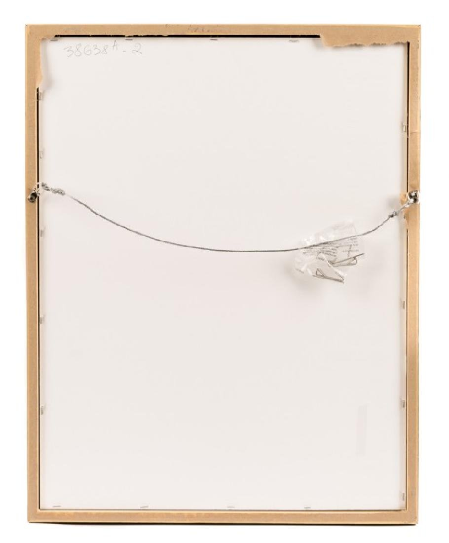 "Silvano Bozzolini ""Untitled"", 1964 Woodcut - 5"