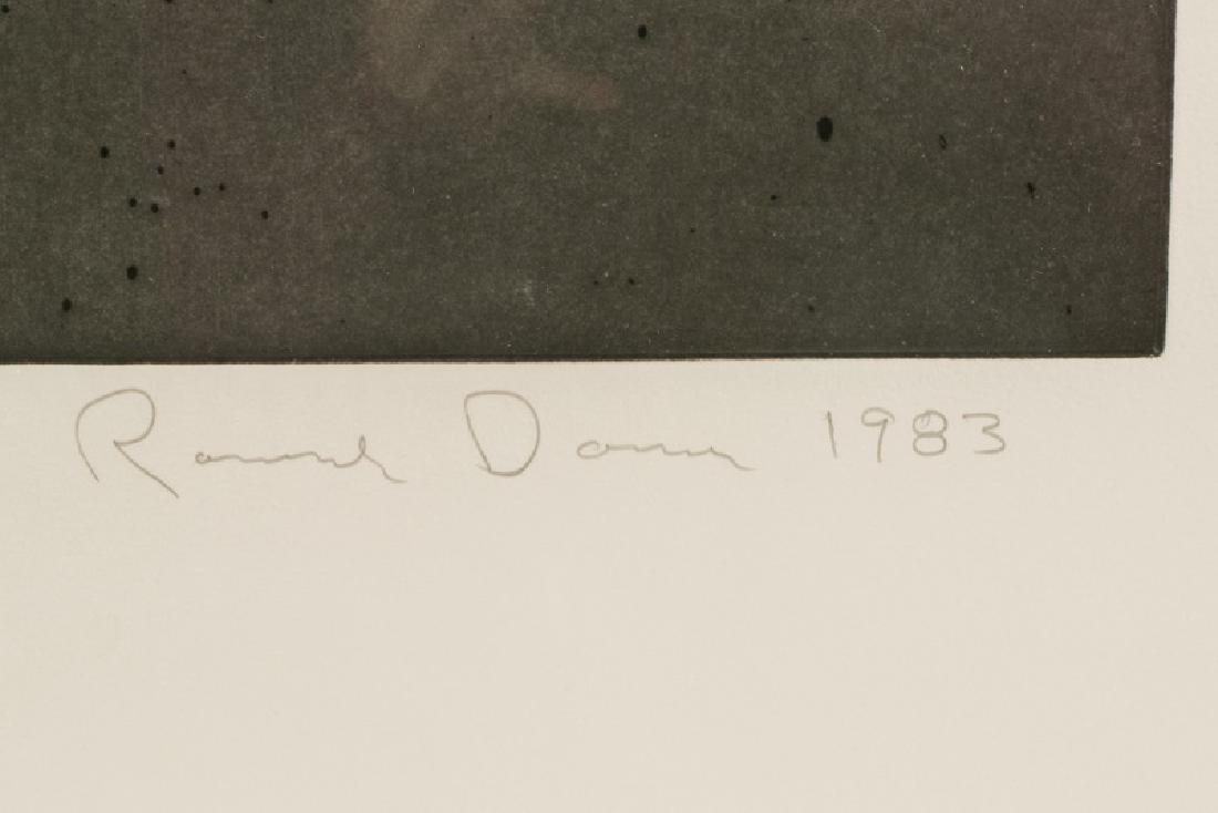"Ronald Davis ""Yellow Slab"" Aquatint, 1983 - 2"