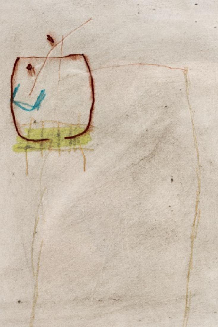 "Joan Cruspinera Munoz ""Untitled"", Watercolor - 3"