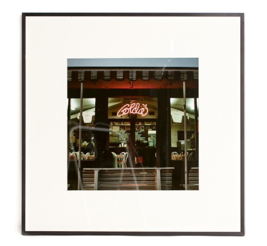 "Patty Carroll ""Golda's"" Framed Cibachrome Print"