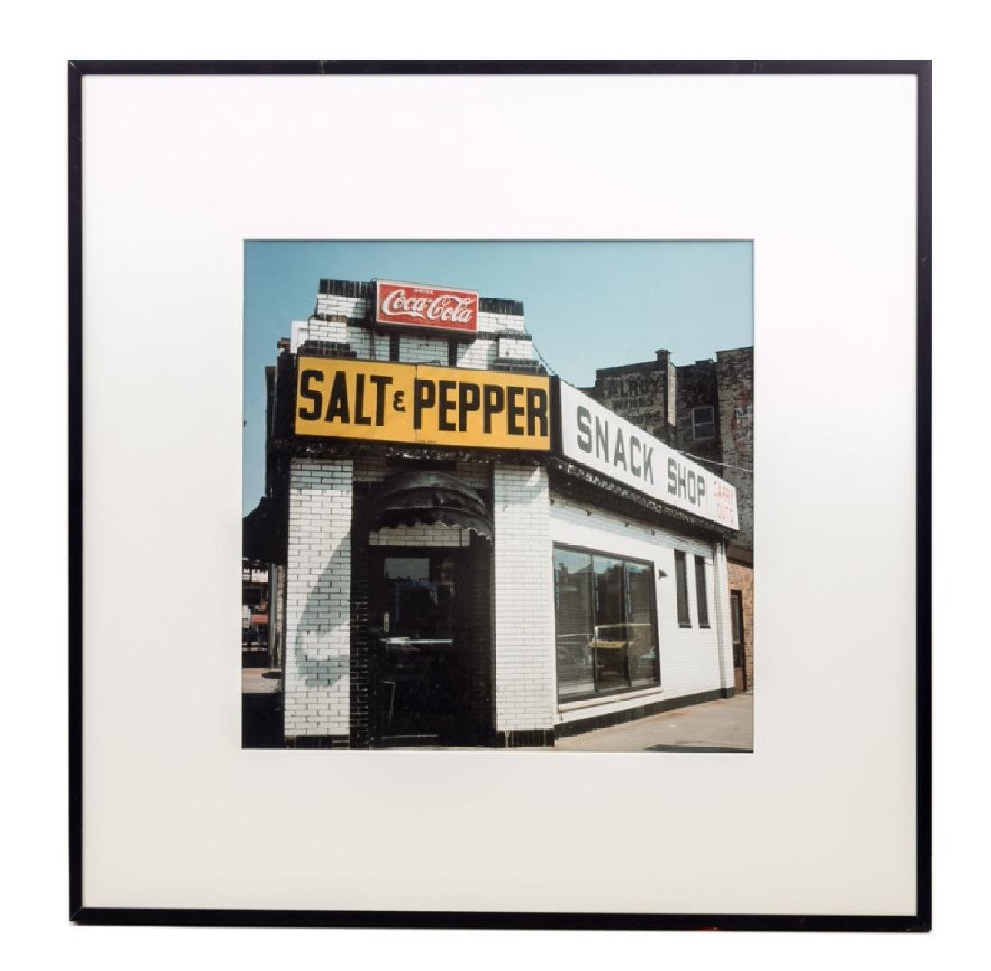 "Patty Carroll ""Salt & Pepper"" Cibachrome Print"