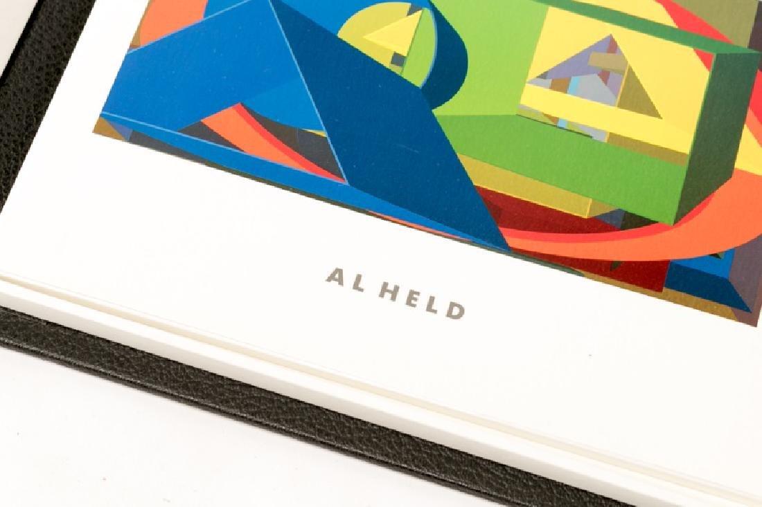 Group of 12 Art Books on Al Held - 2