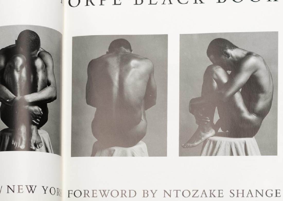 6 Books on Robert Mapplethorpe and JP Witkin - 3