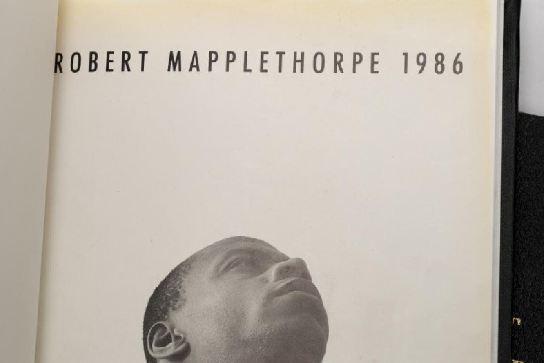 6 Books on Robert Mapplethorpe and JP Witkin - 5