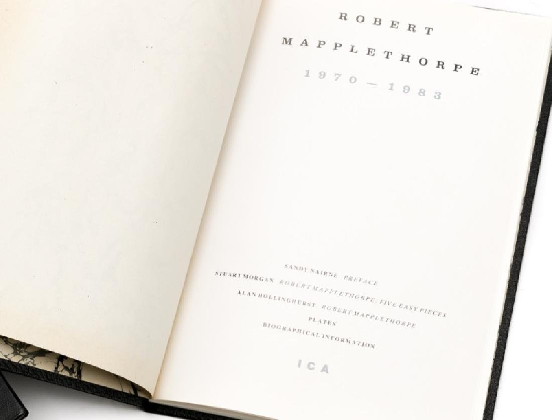 6 Books on Robert Mapplethorpe and JP Witkin - 6