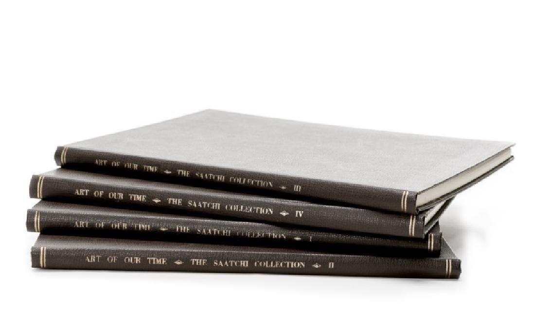 """""""Art of Our Time, The Saatchi Collection"""" 4 Vols."""