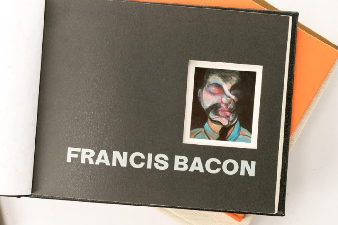 Group of 5 Books on Francis Bacon - 2