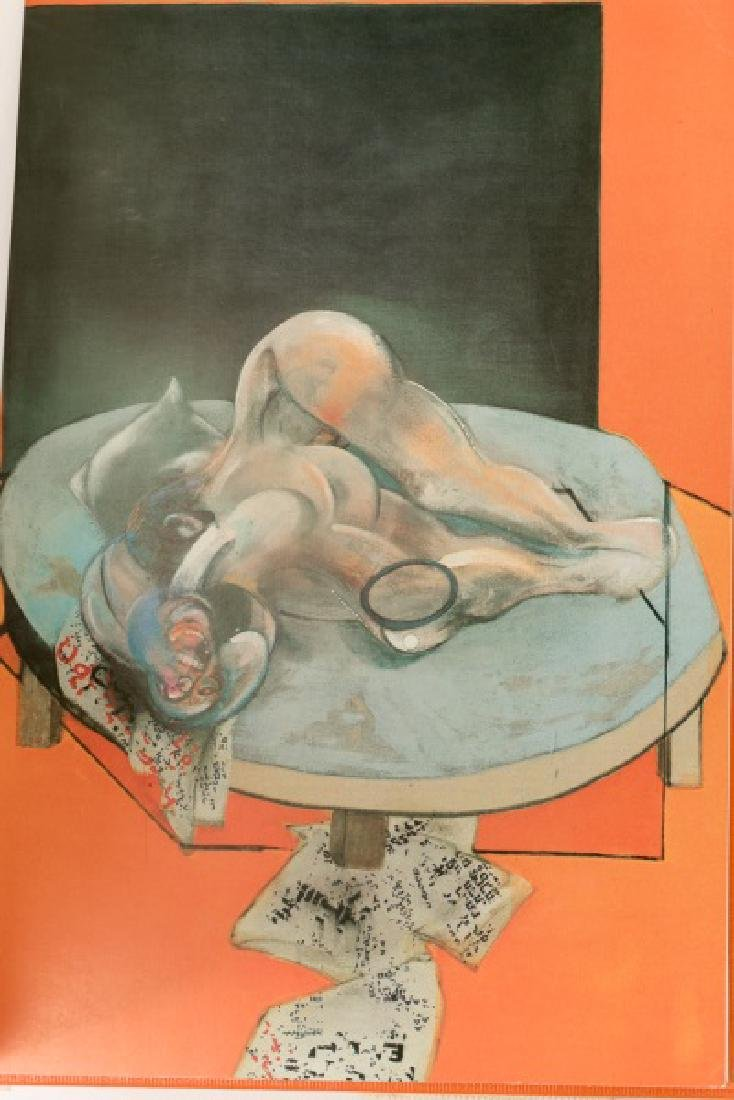 Group of 5 Books on Francis Bacon - 4