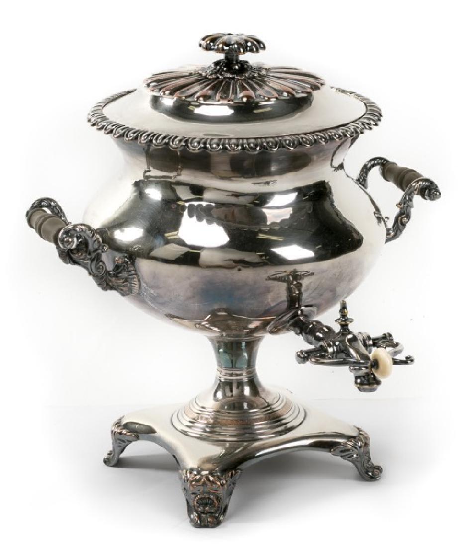 Sheffield Hot Water Urn with Original Burner