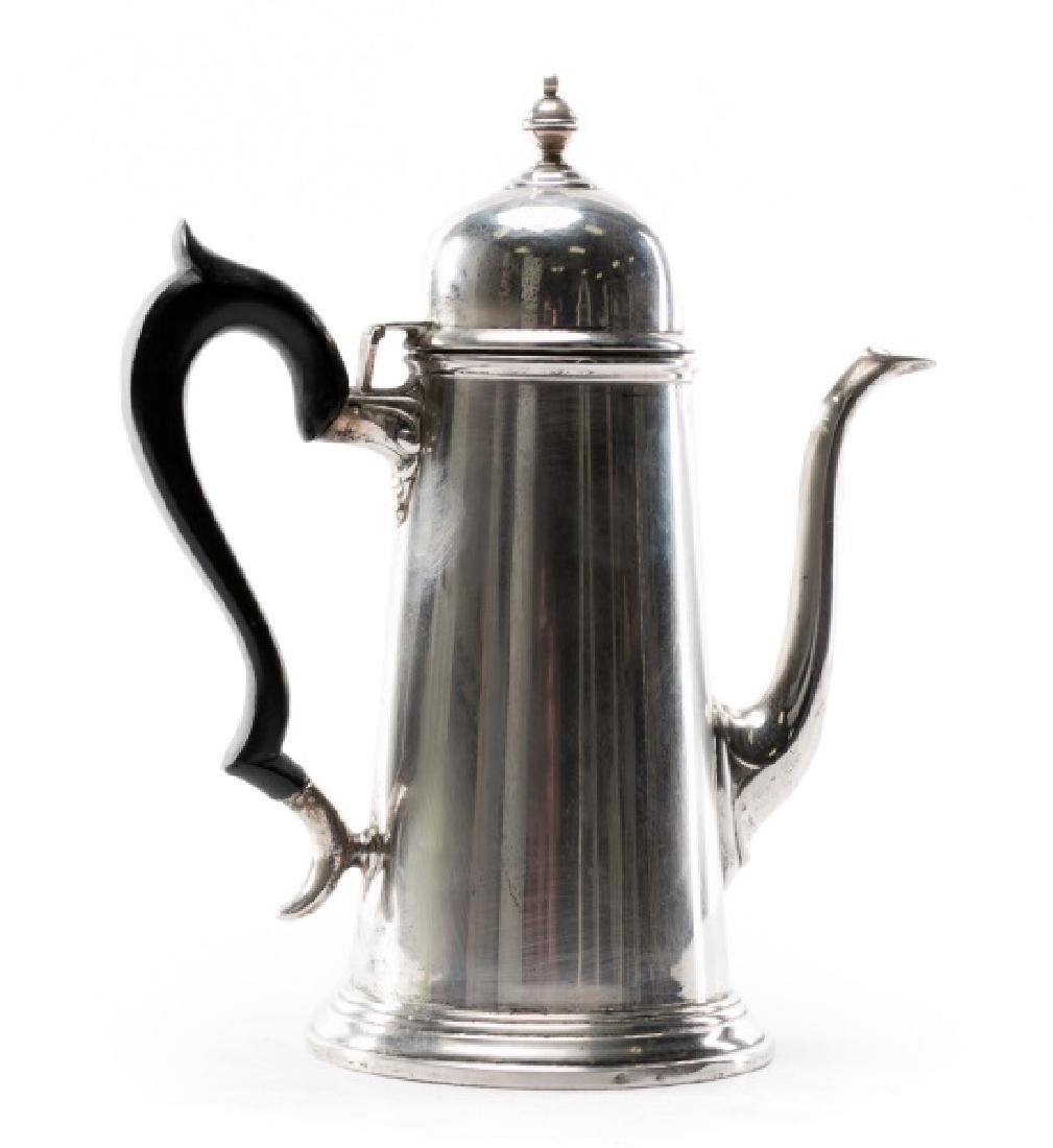 Watson Queen Anne Style Sterling Coffee Pot
