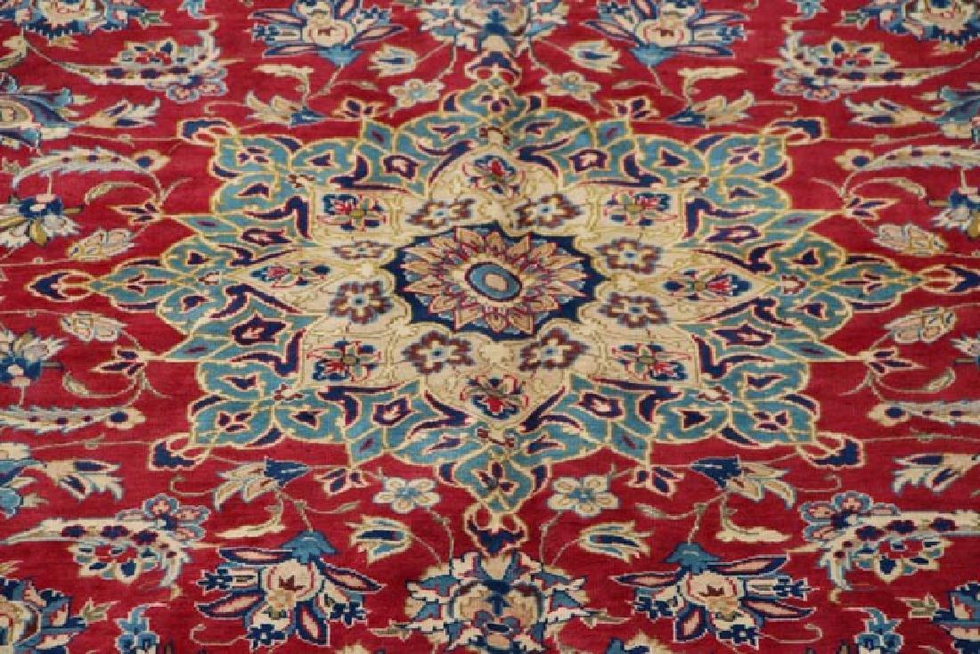 Hand Woven Persian Isfahan 8' 10'' x 12' - 2