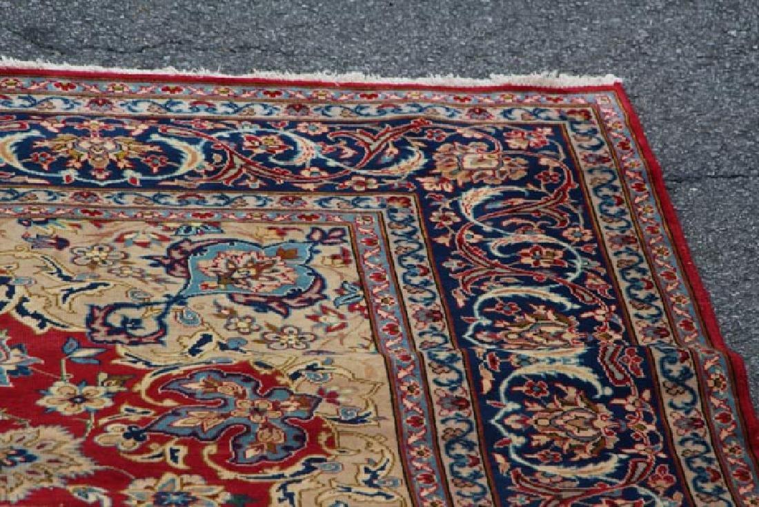 Hand Woven Persian Isfahan 8' 10'' x 12' - 3