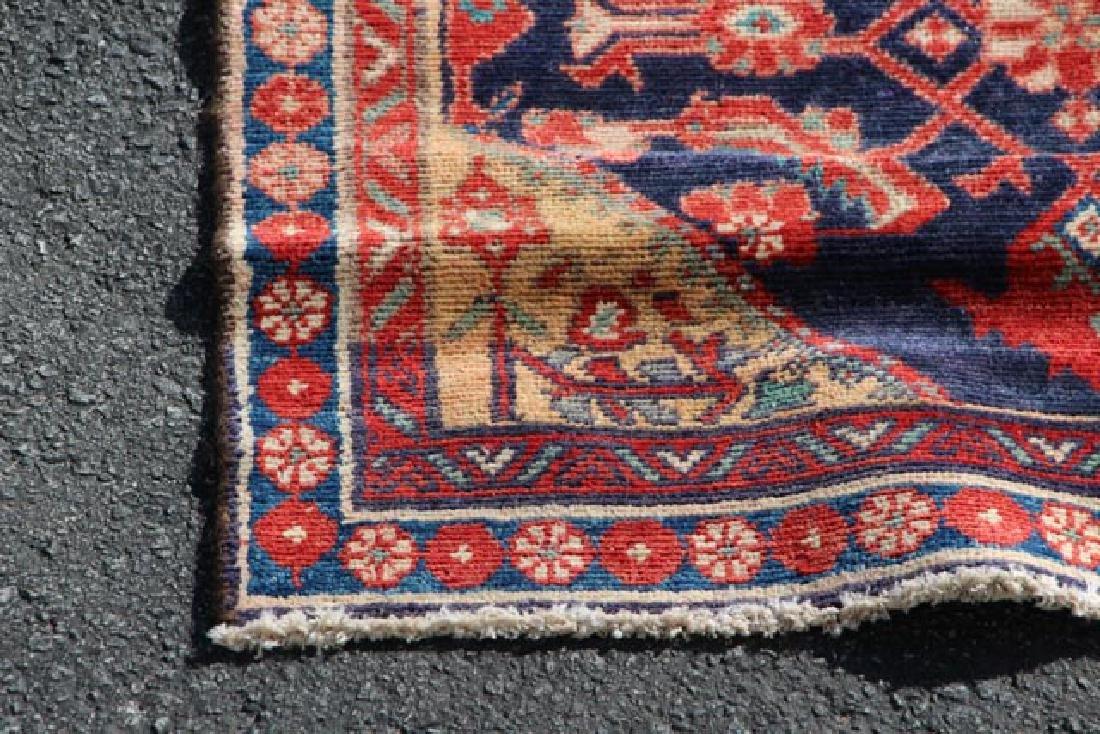 Hand Woven Persian Malayer Rug - 3